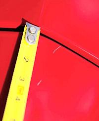 Honda scratch