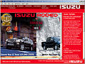 Isuzu - dead yet?