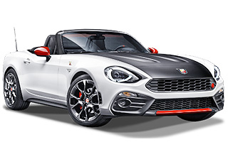 Abarth  124 Spider Roadster Special Edition (2018 on)