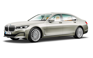BMW 7 Series Saloon