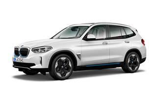 BMW IX3 Electric Estate (2021 on)