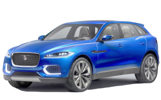 Jaguar E-Pace Diesel Estate (2017 on)