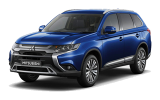 Mitsubishi Outlander Estate