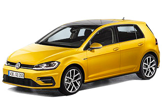 VW Golf Diesel Hatchback (2017 on)