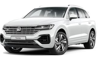 VW Touareg Estate