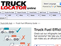 Truck Fuel Efficiency Guide logo